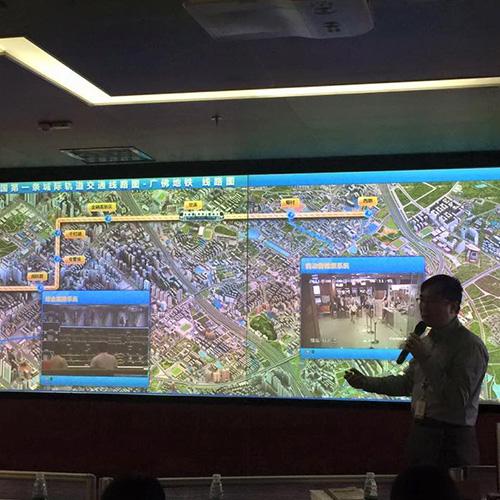 澳門國際科協代表到廣州研究和了解現時智能城市發展
