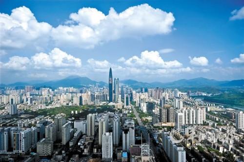 中央支持深圳建設中國特色社會主義先行示範區