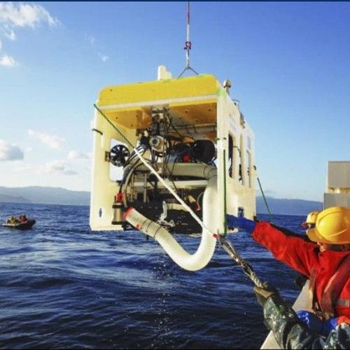 日本研發海底機器人 可自動航行捕獲生物