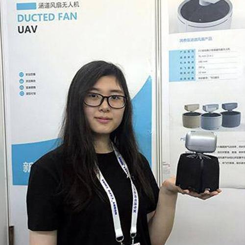 中國「天空工廠」團隊研發出微小型無人機 適合狹小空間作業