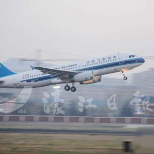 大型客機自動降落應用程序 首次在大型機場驗飛成功