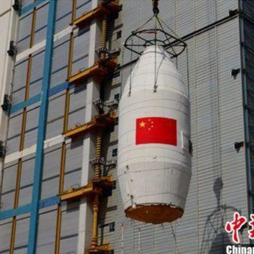 中國在太原成功發射高分五號衛星