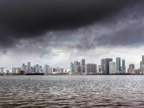 到2100年,全球海平面或將上升1米